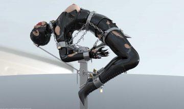 CatwomanII-Hard-Bondage-4K